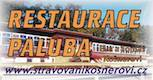 Restaurace Paluba